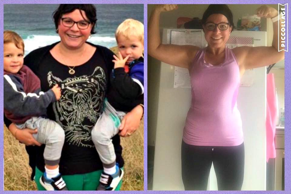 Nikola Green weight loss