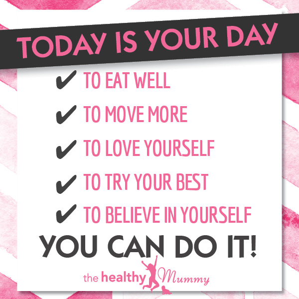 Today Is Your Day Motivation