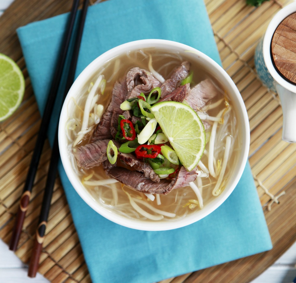 Pho Recipe Best Pho Soup Recipe The Healthy Mummy