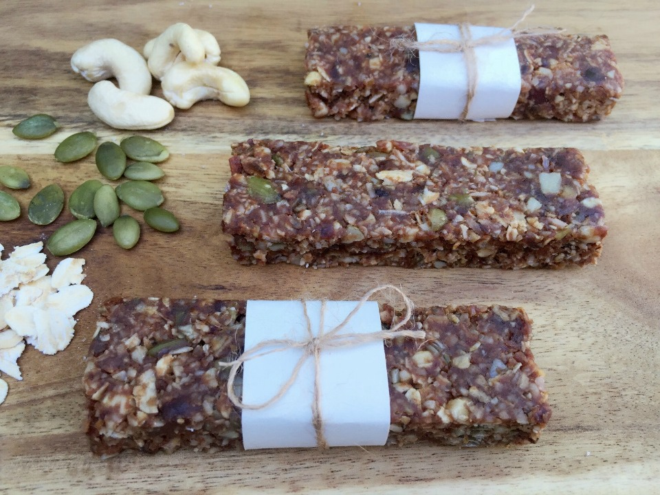Chocolate Muesli Bar