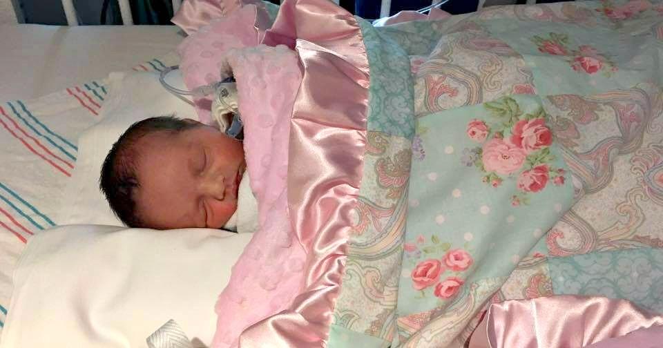 new born baby born twice