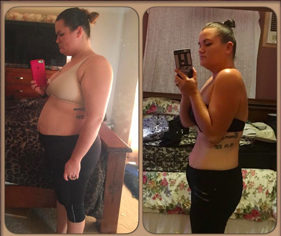 renee harrison weightloss