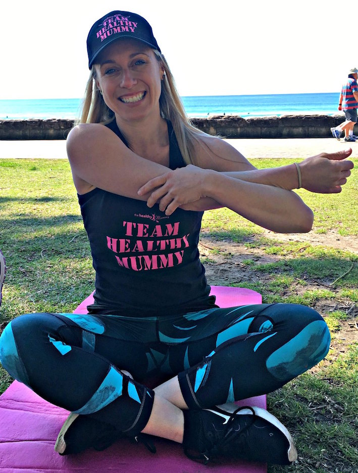 A day In The Life Of A Healthy Mummy Fitness Trainer!