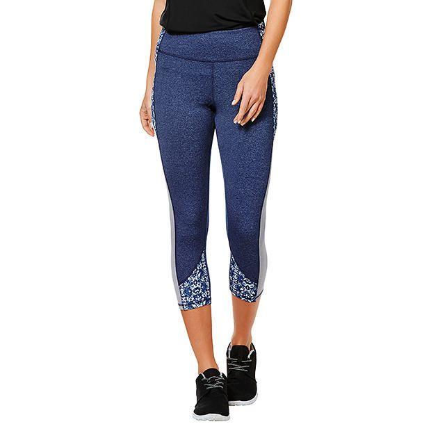 Target spliced leggings