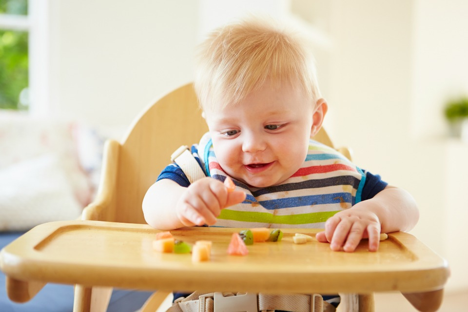 5 Ways To Vary Your Baby's Diet