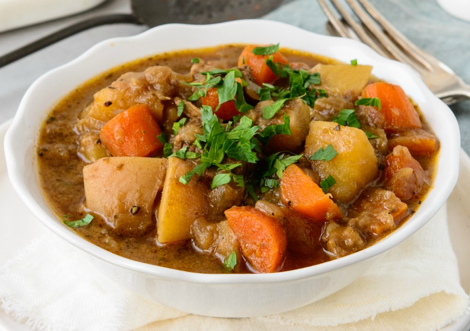 Try our delicious family friendly budget beef stew recipe budget friendly beef stew print recipe forumfinder Image collections