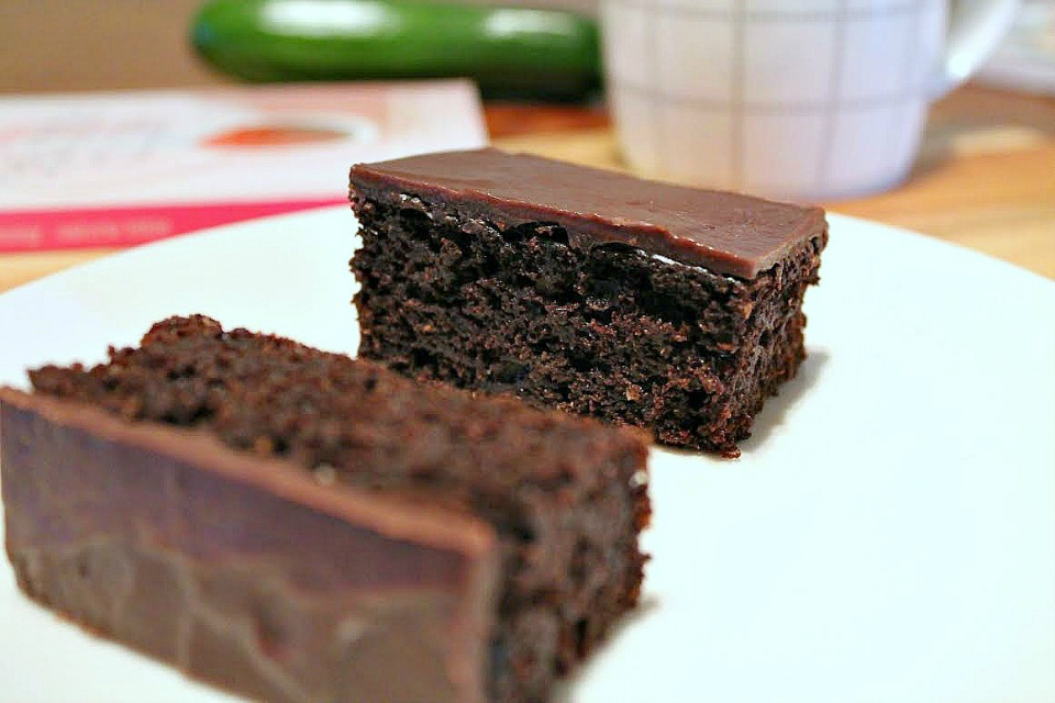 Moist Chocolate Cake With Honey
