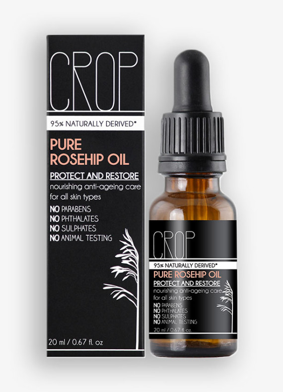 Crop Pure Rosehip Oil