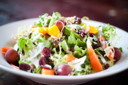 Festive Cranberry Waldorf Salad