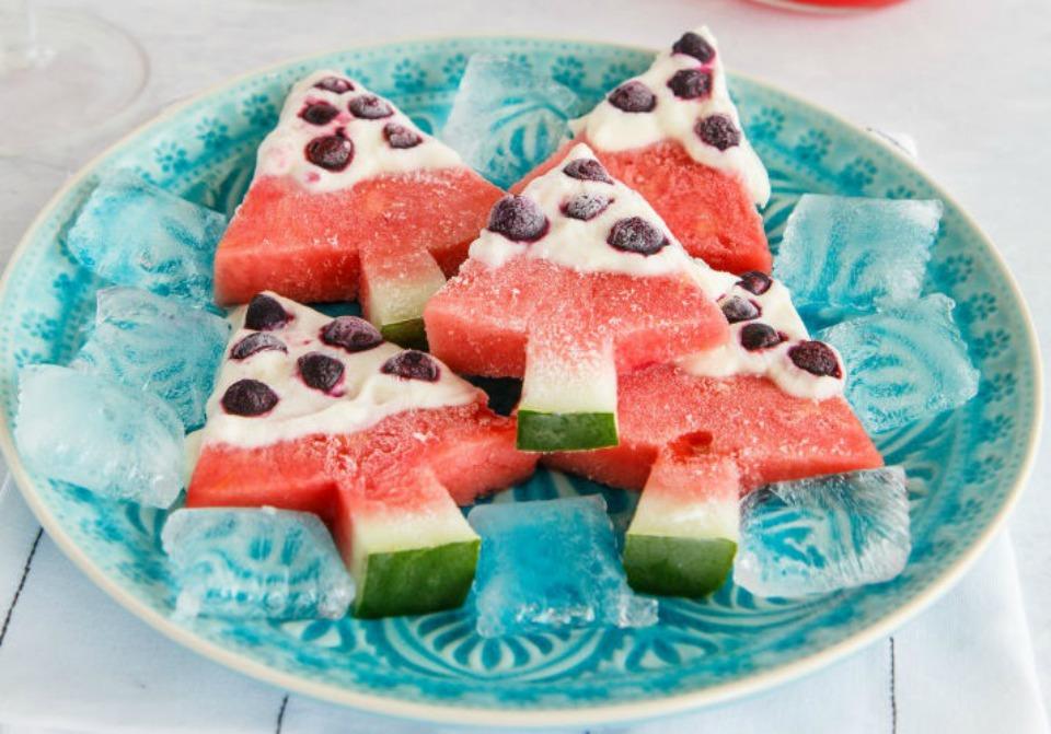 Frozen Watermelon Trees