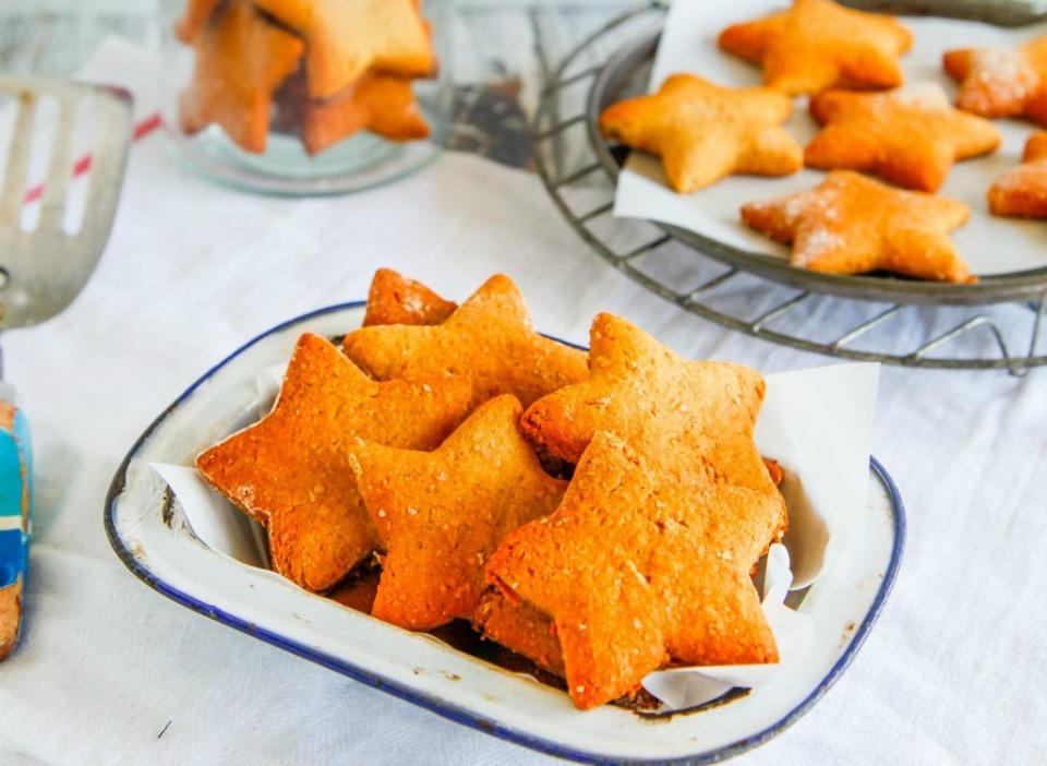 Ginger Bread Stars
