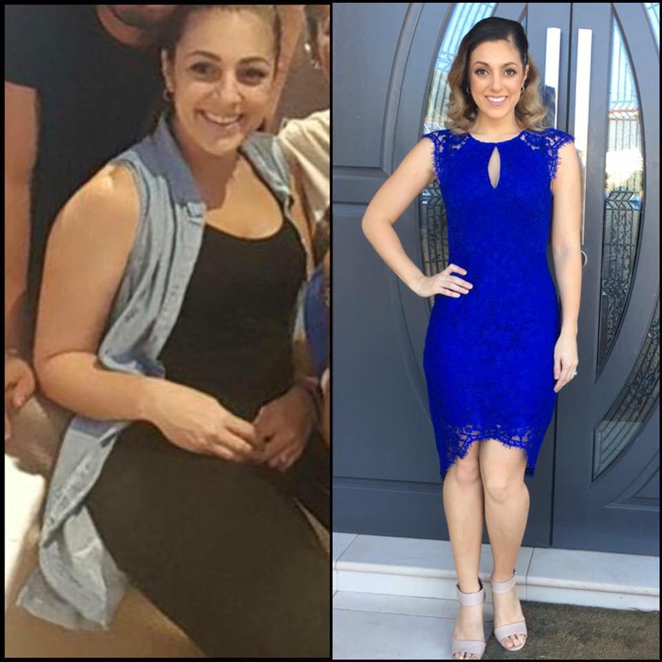 Samara Syed TMT weight loss results