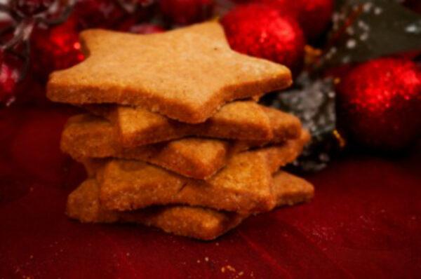 Savoury Christmas Shortbread