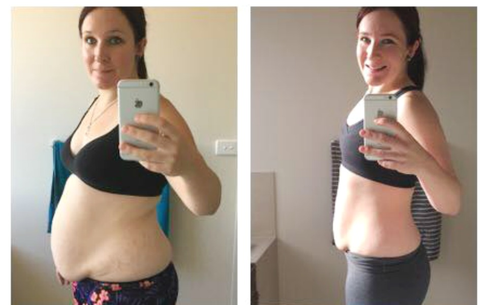 courtney trotter weight loss the healthy mummy 2
