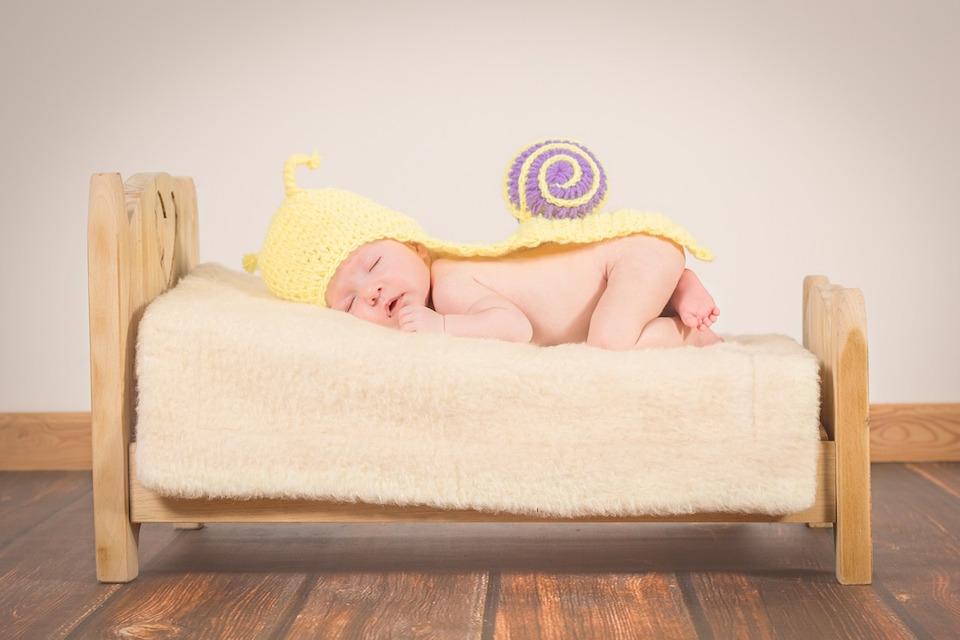 first night home newborn