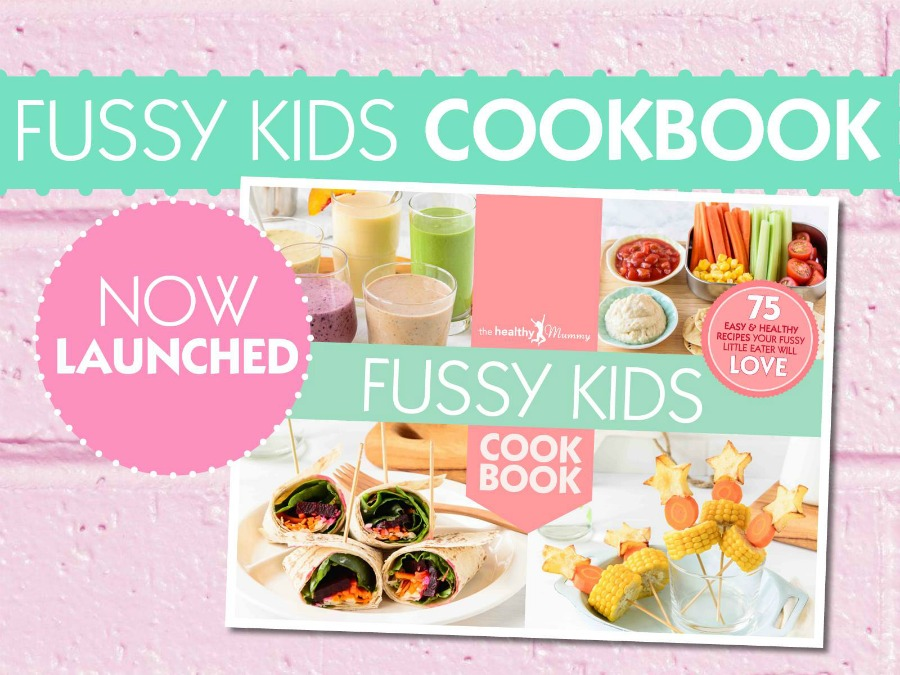 fussy kids cookbook