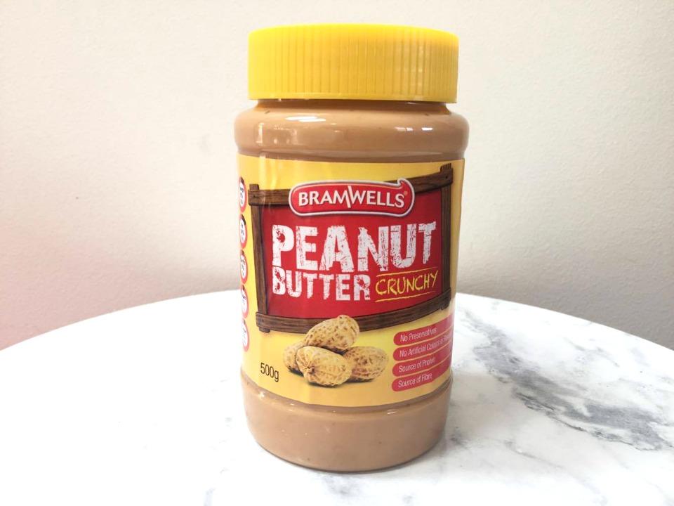 peanut butter bramwells crunchy