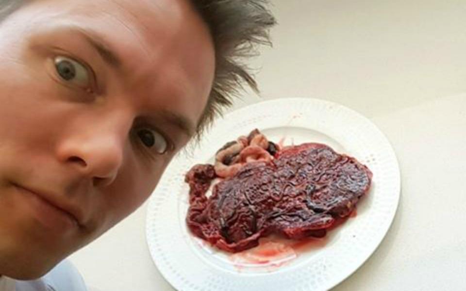 placenta consumption