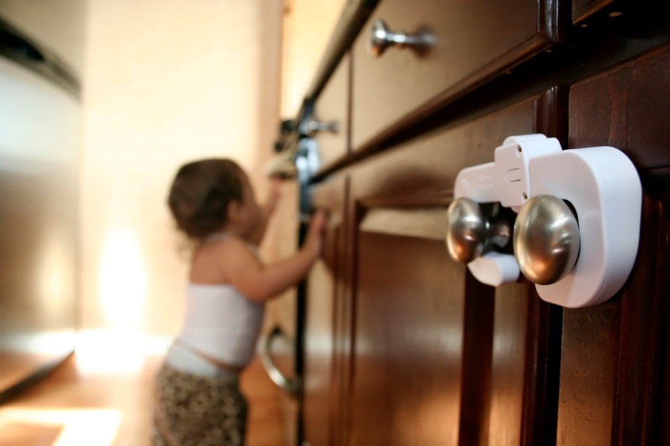 5 Areas Of Your House To Childproof 1