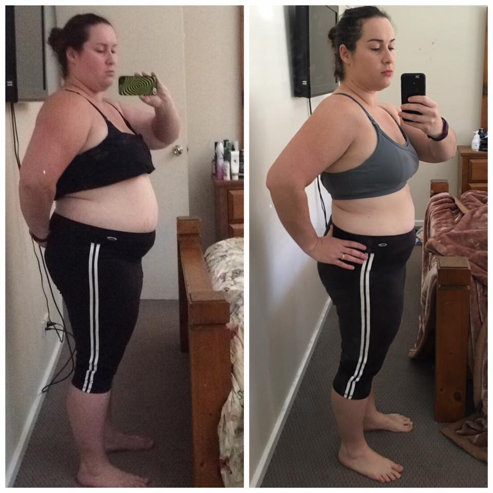 Justina-Staniforth-before-after-weight-loss-side-view