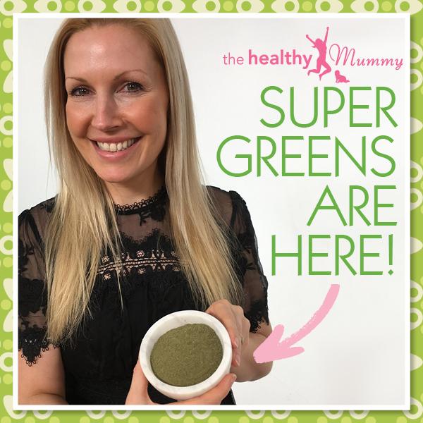 healthy mummy super greens