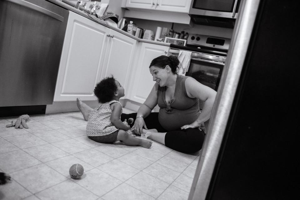 motherhood unfiltered