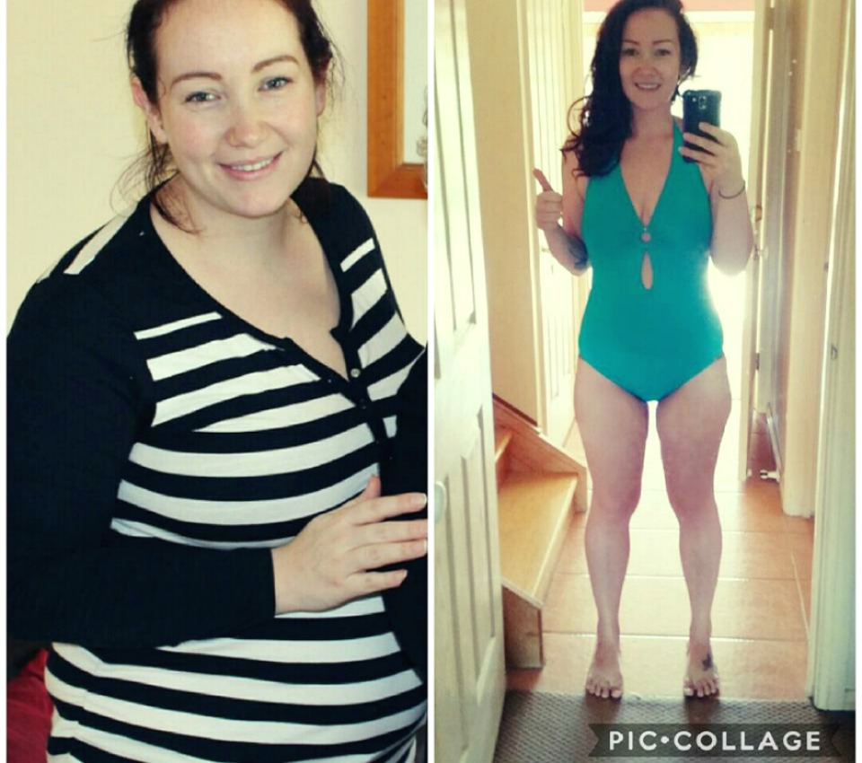 zoie soley weight loss