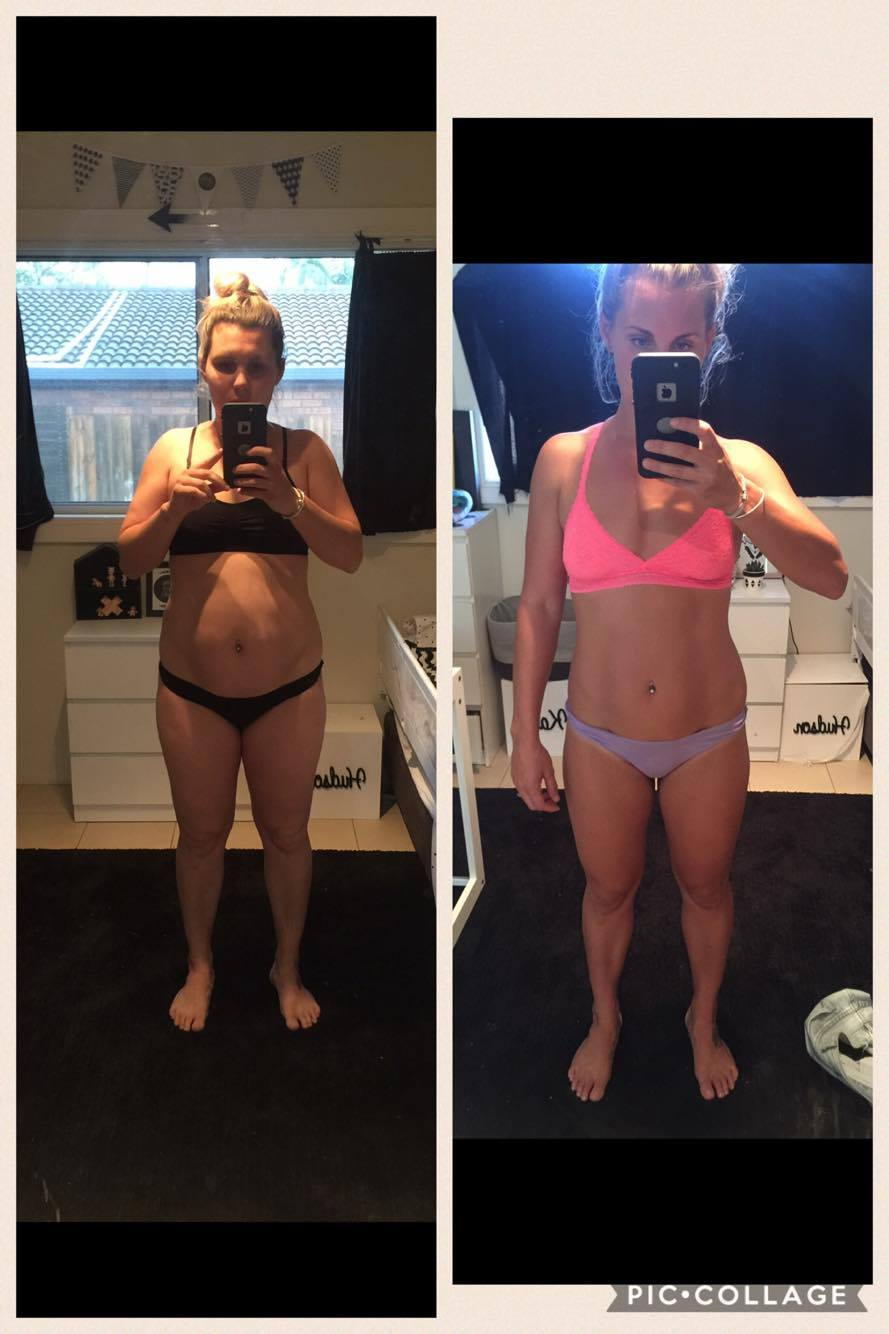 These Women Made Some Big Changes And Lost Their Bloated Stomach