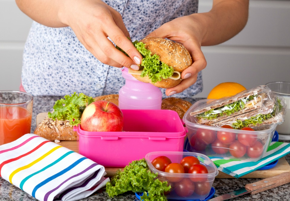Alarmingly Low Amount of Veggies In School Lunches Says Cancer Council