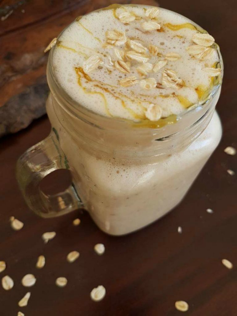 ANZAC Biscuit Smoothie