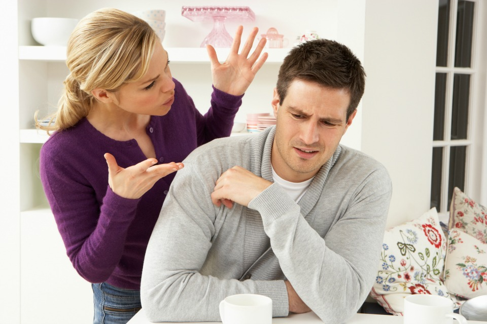 Avoid Saying This ONE Word When Arguing