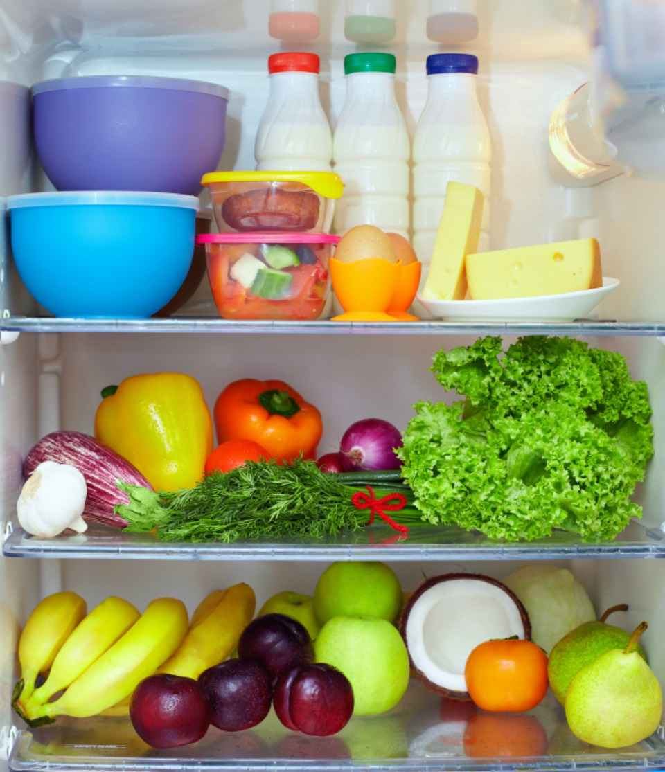 Tips On Storing Fresh Food To Reduce Wastage