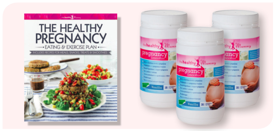 Healthy-Mummy-pregnacy