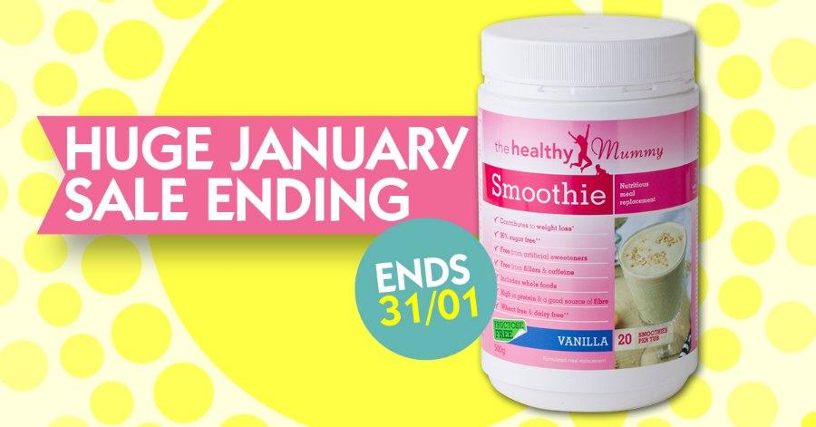 Jan sale ending