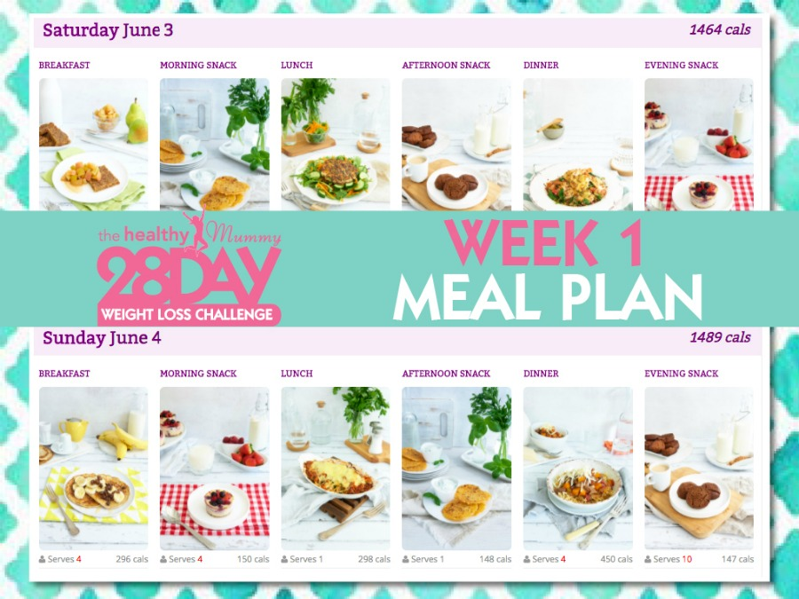 June meal plans
