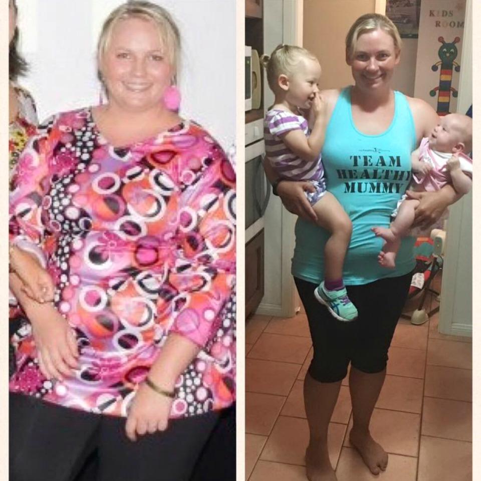 Katherine Bennett Weight Loss