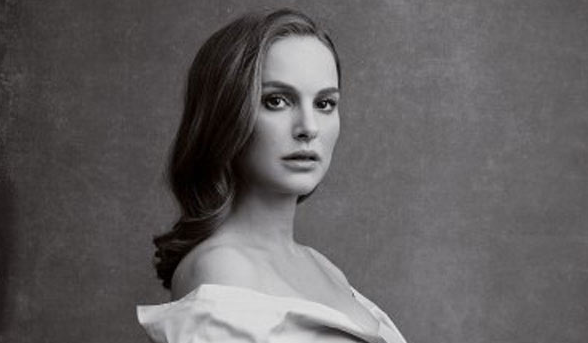 Natalie Portman Shows Off Her Bare Baby Bump for Vanity Fair