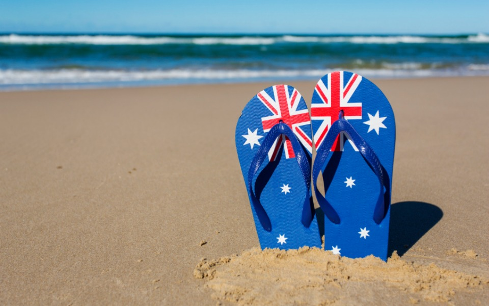 aussie day thongs