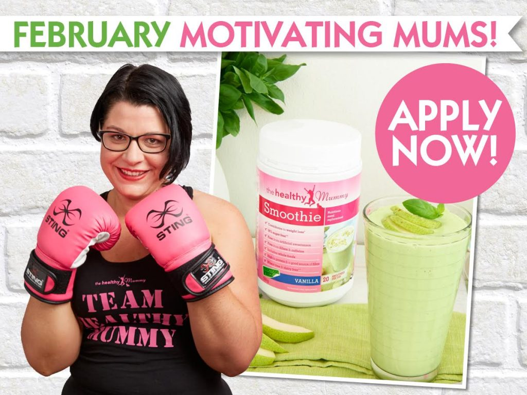 feb motivating mums