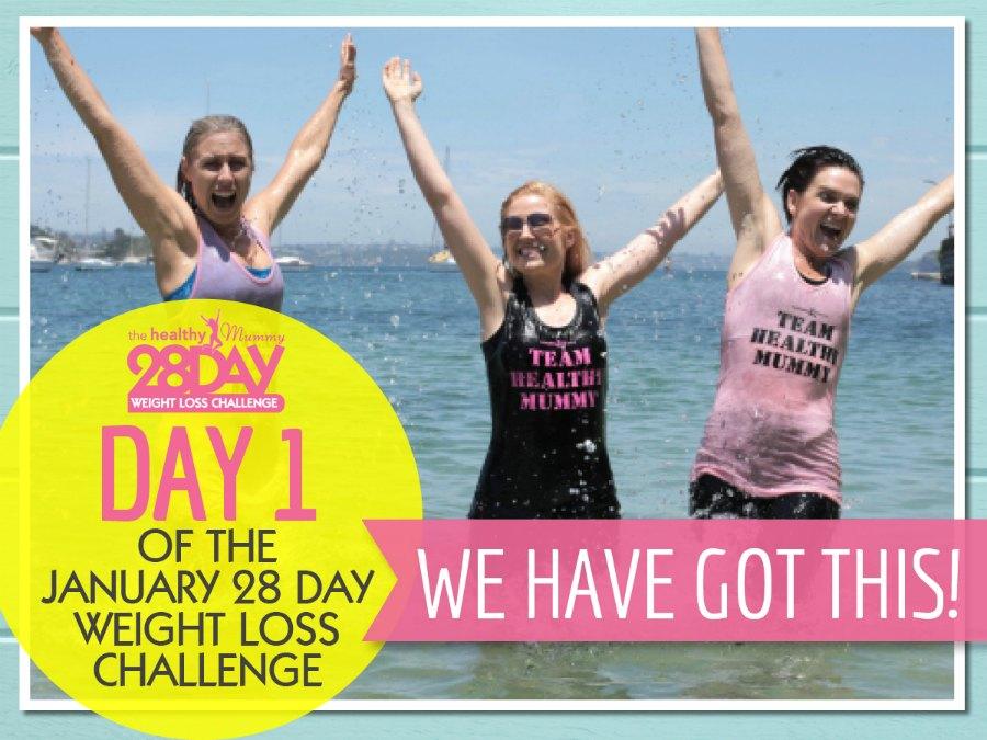 january 28 day challenge