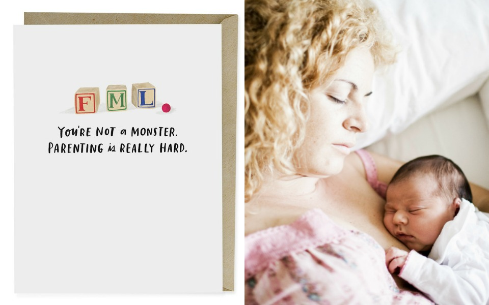 parenting support cards