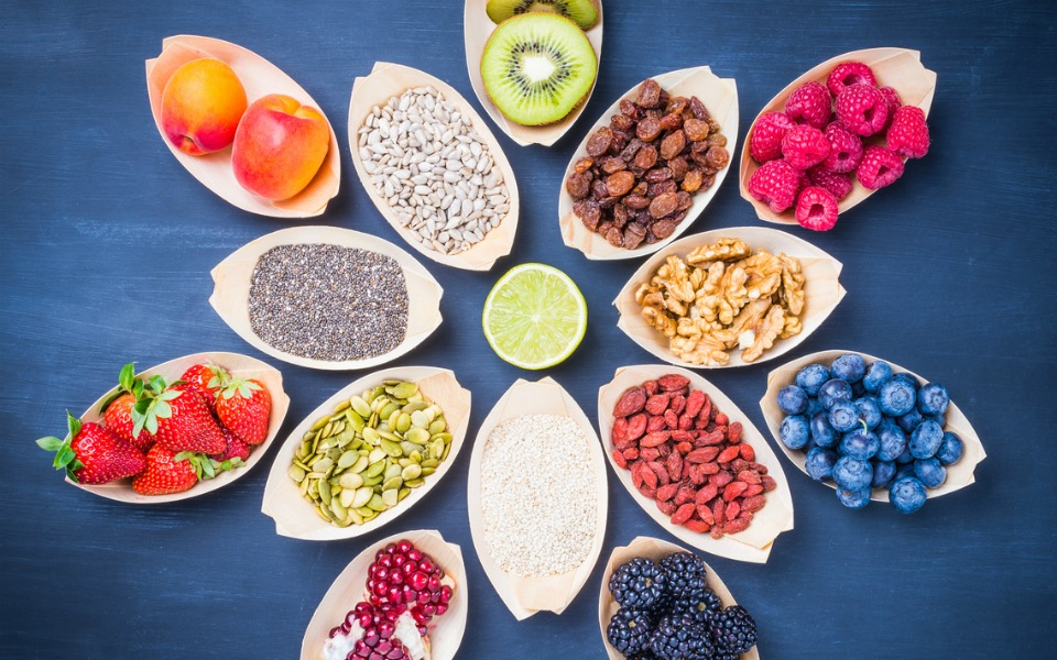 superfoods for 2017