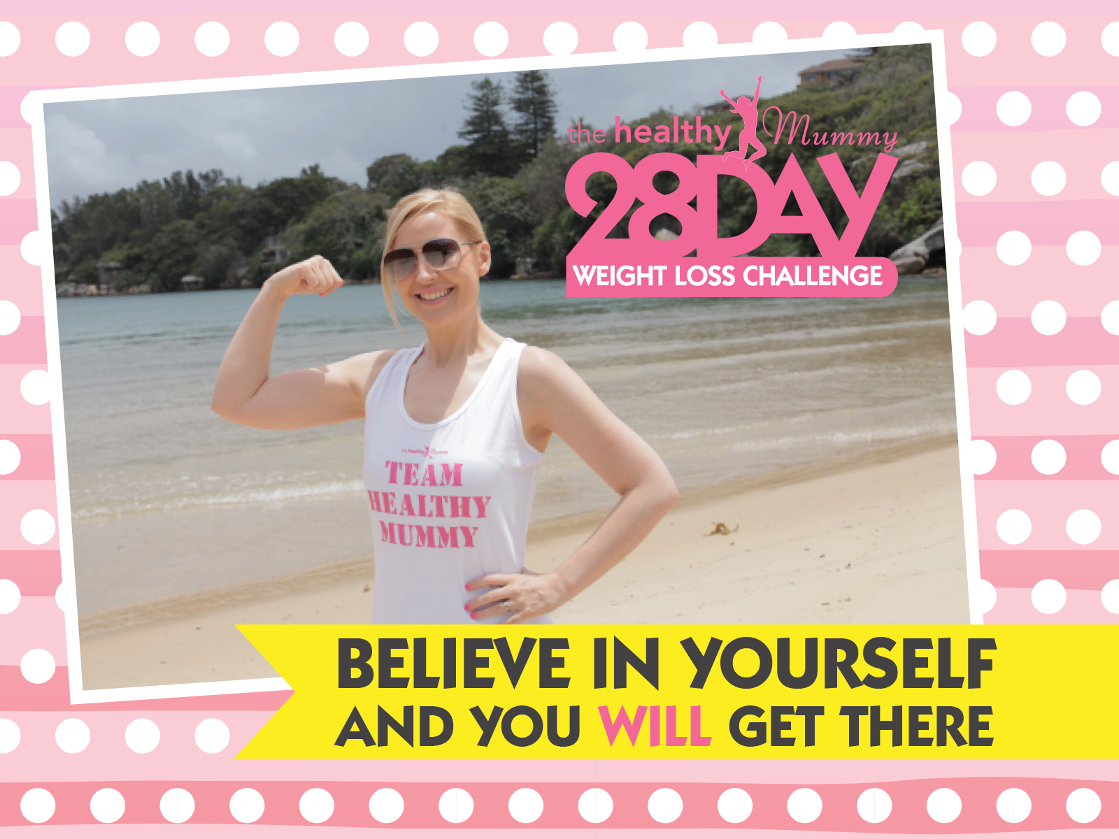 Feb challenge motivation - Rhian
