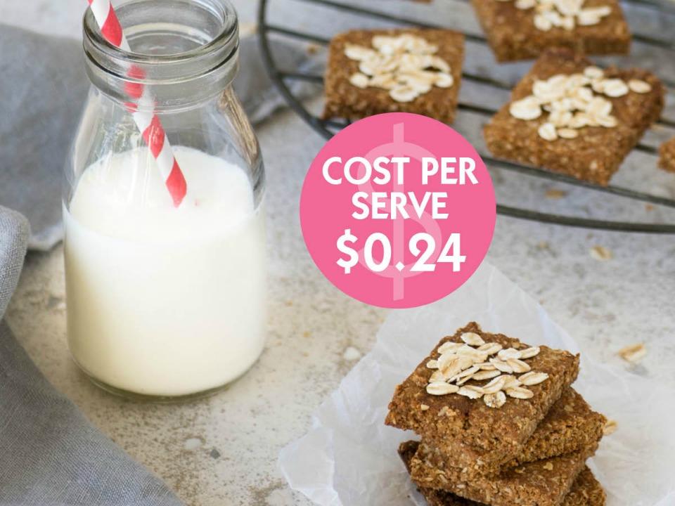 Crunchy Oat Squares Just 24 Cents Per Serve