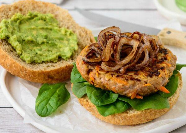 Herbed-Turkey-Burger