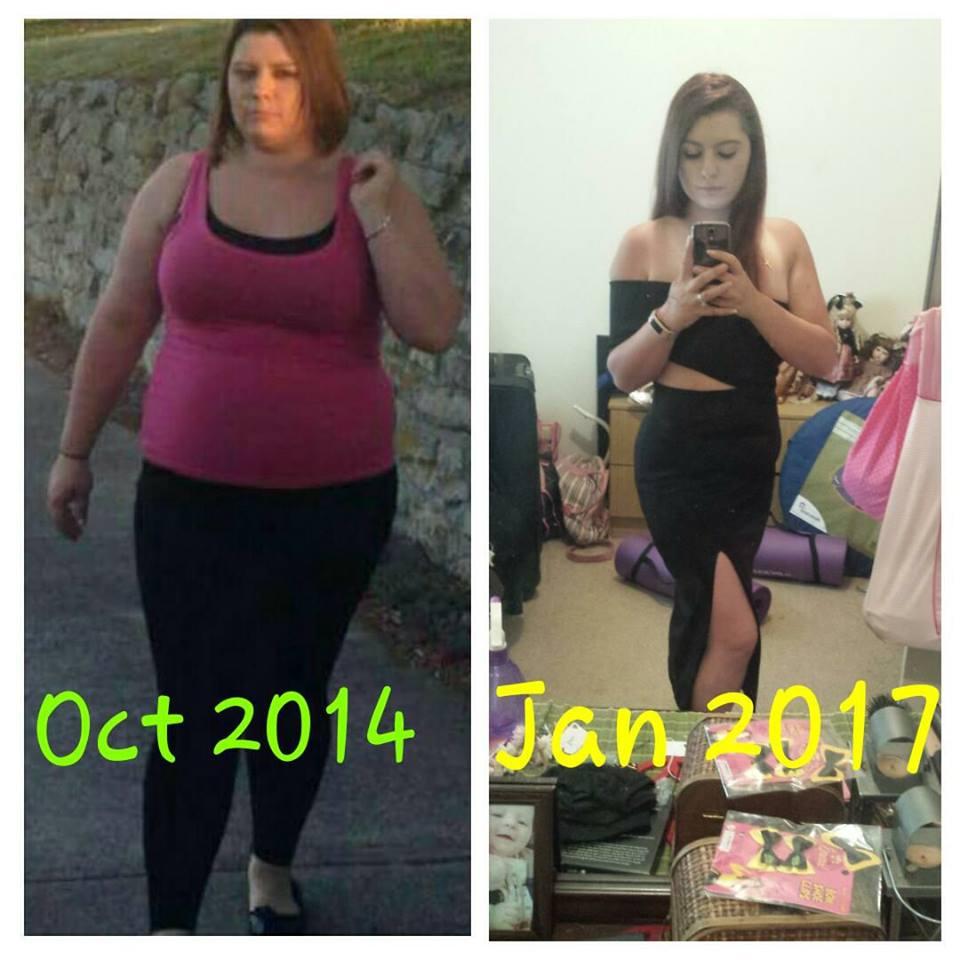 Jessica Battye transformation