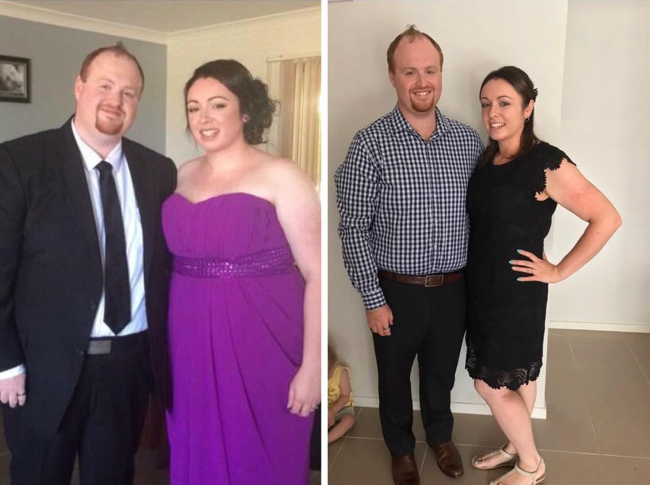 "Husband And Wife Team Lose 61kgs*: ""We Have Gained So Much Confidence"""