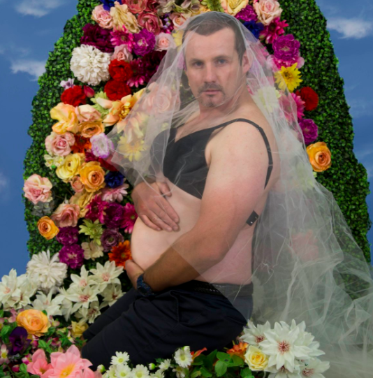 Neighbours' Toadie Gives Beyonce A Run For Her Money In Hilarious 'Pregnancy Shoot' Pic