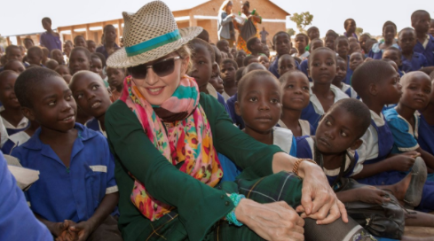 Madonna adopts twin girls from Malawi