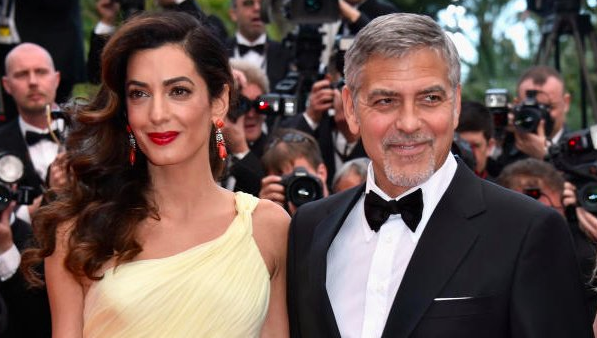 George Clooney And Amal Clooney Are Expecting Twins: 'They're Very Happy'